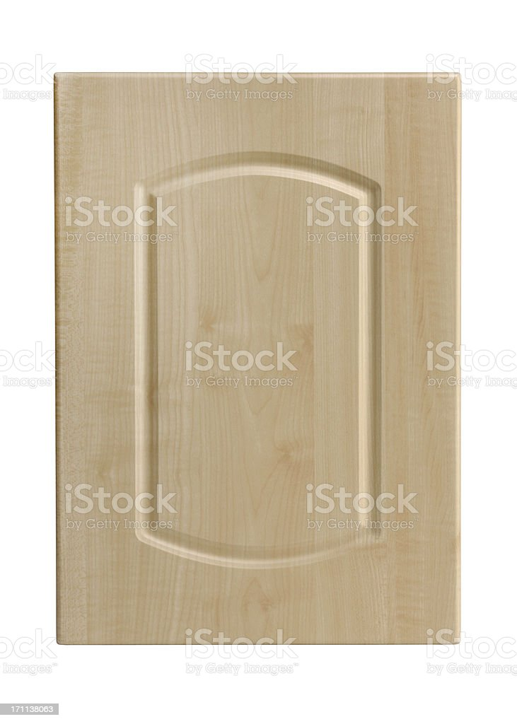 Cabinet Door+Clipping Path royalty-free stock photo