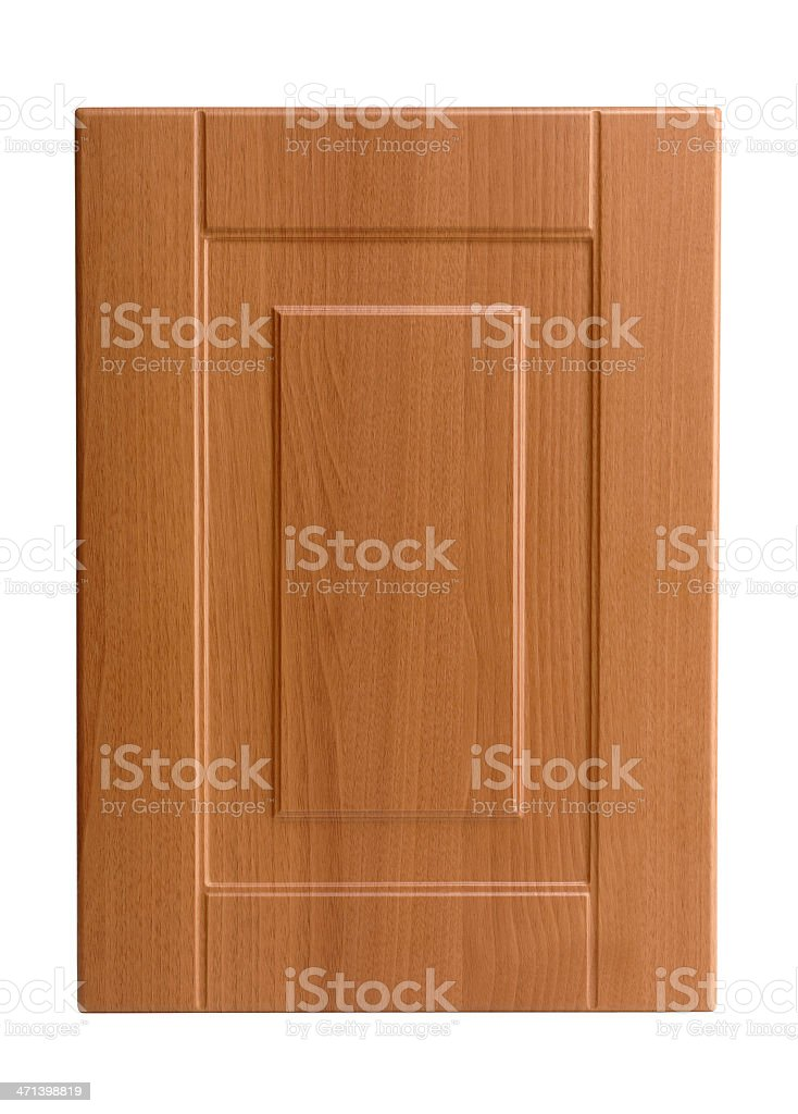 Cabinet Door+Clipping Path stock photo