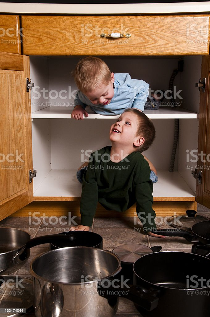 cabinets royalty-free stock photo