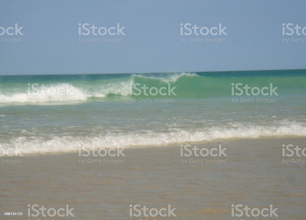 Cable Beach, Broome W.A. stock photo