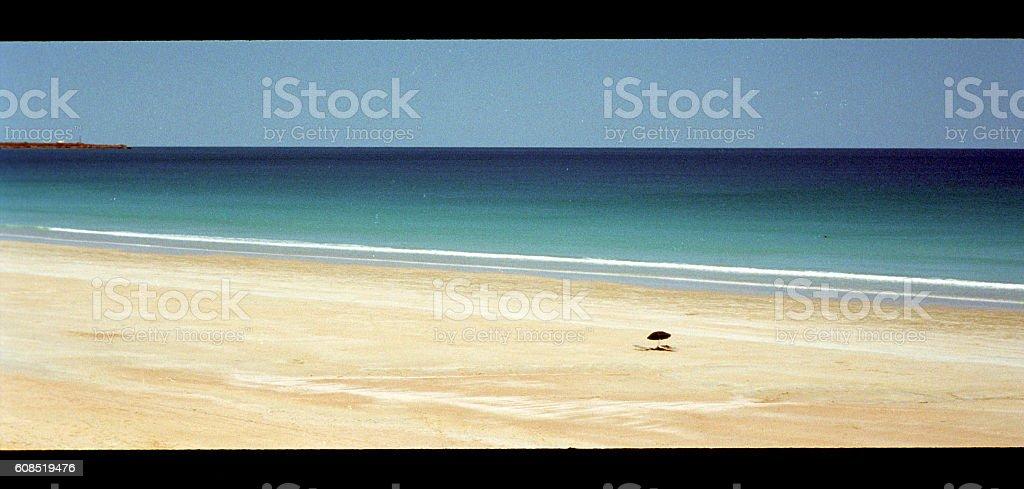 Cable Beach, Broome, Western Australia. stock photo