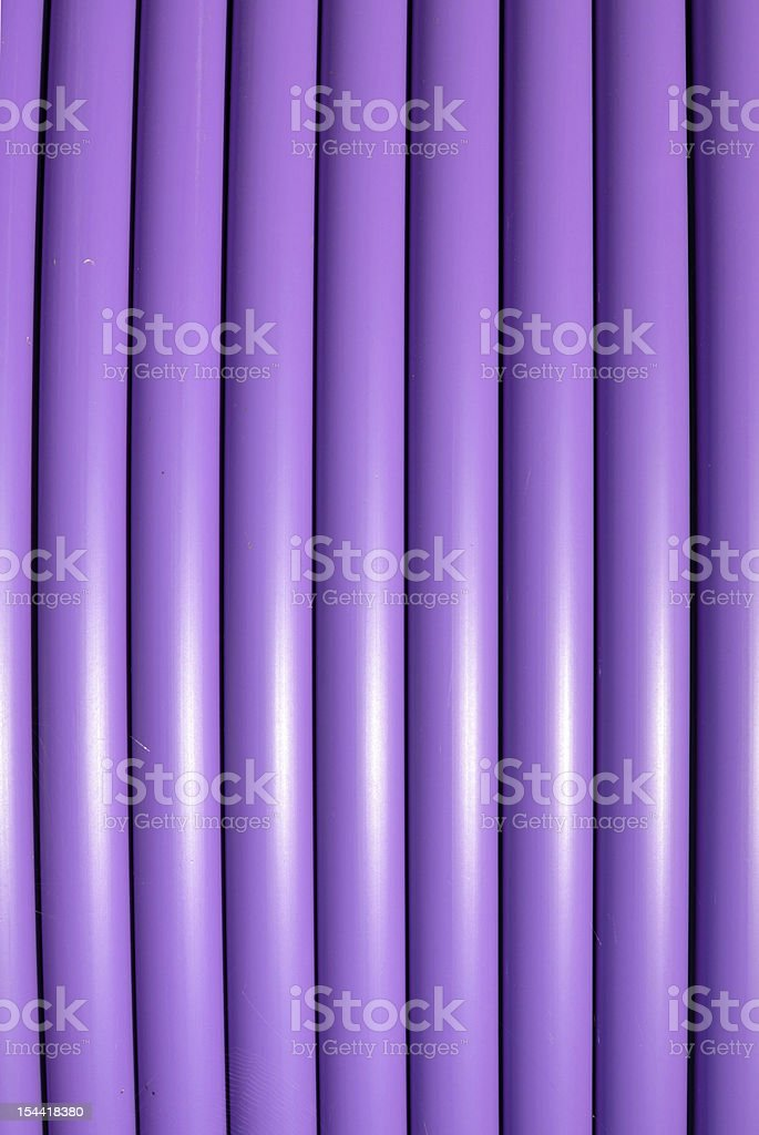 Cable drum royalty-free stock photo