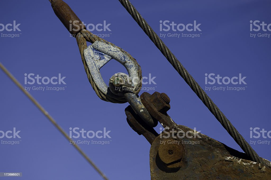 Cable Management stock photo