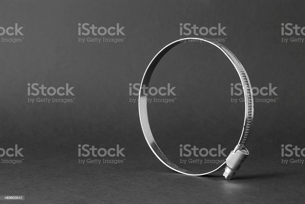 Cable Tie stock photo