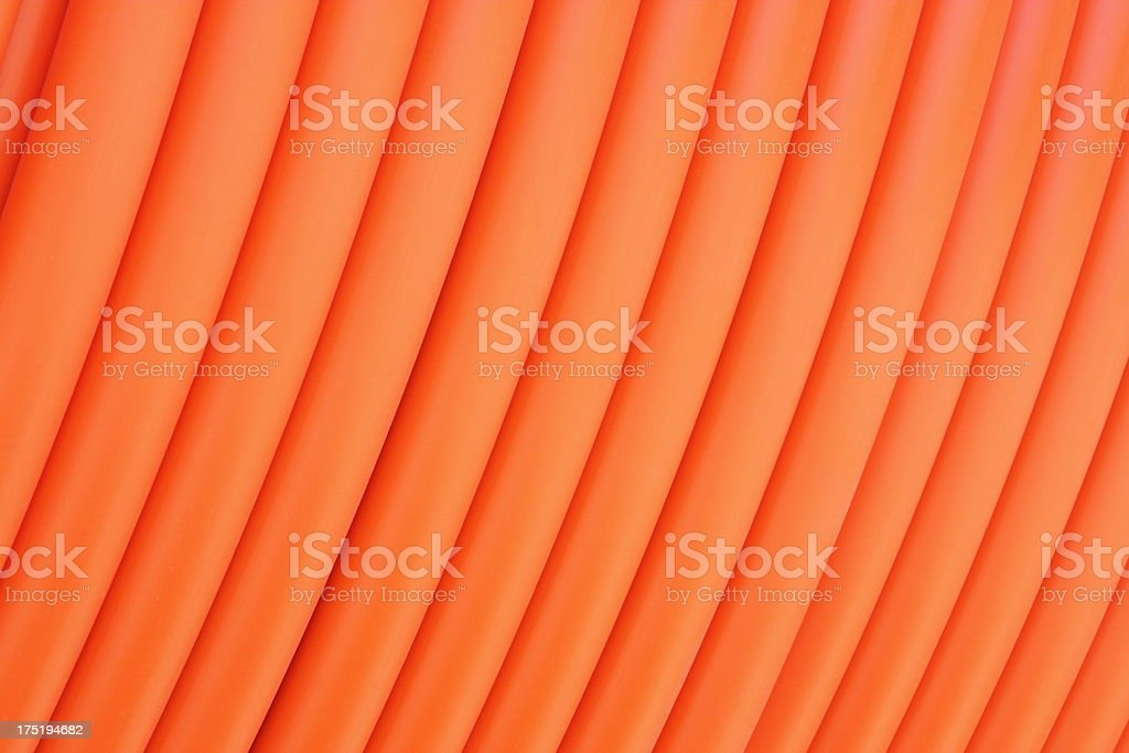 Cable Wire Tubing Hose Coils royalty-free stock photo