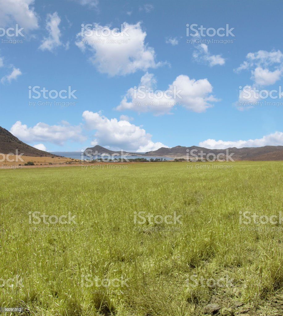 Cabo de Gata, Almeria, Andalucía, Spain stock photo