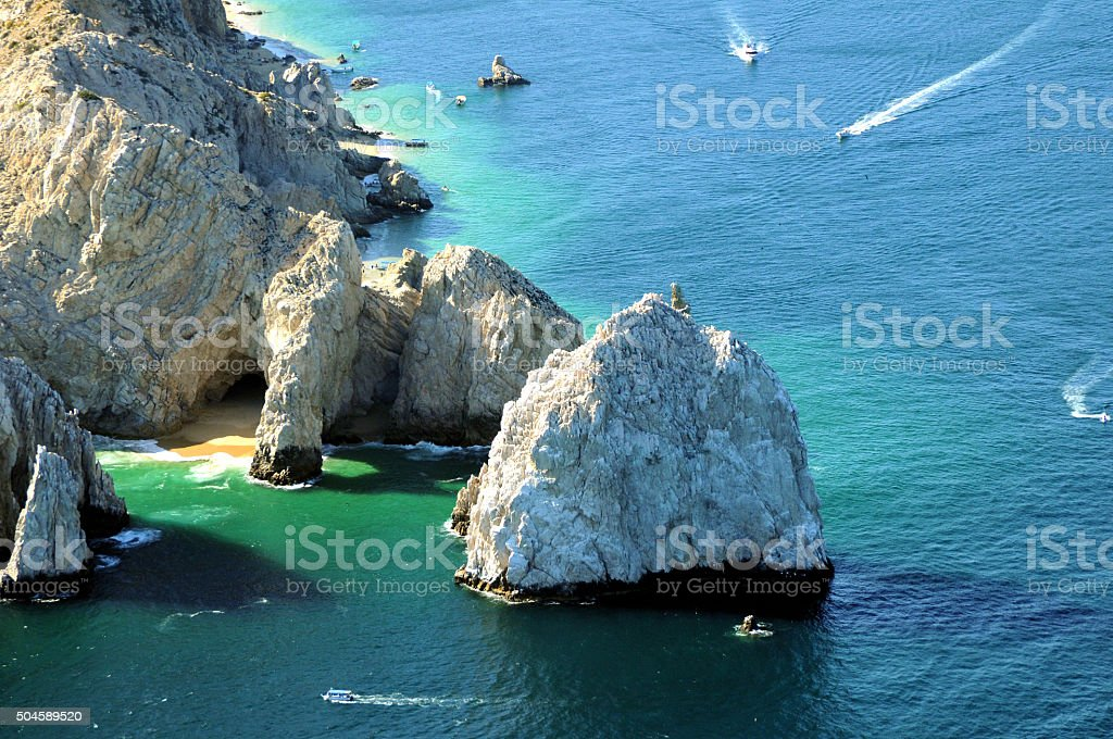 Cabo San Lucas, Mexico stock photo