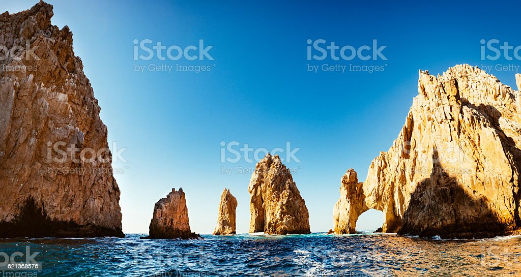 Cabo San Lucas Mexico stock photo