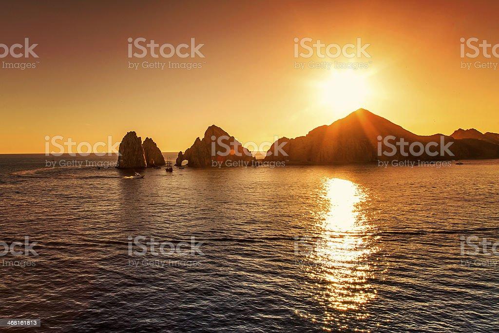 Cabo San Lucas stock photo