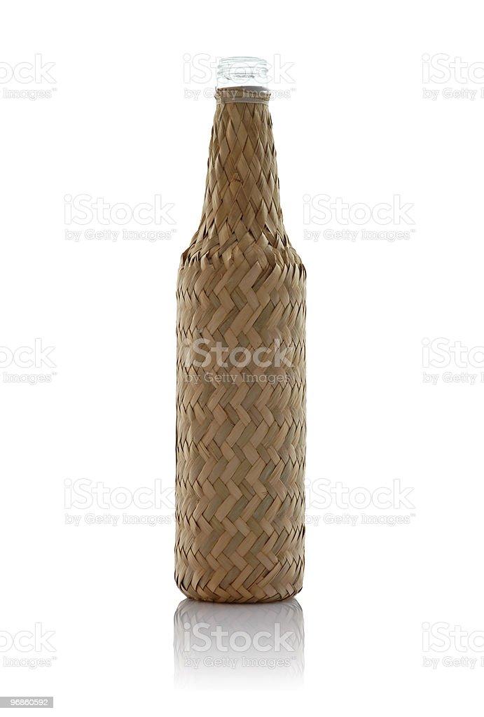 Cacha?a bottle stock photo