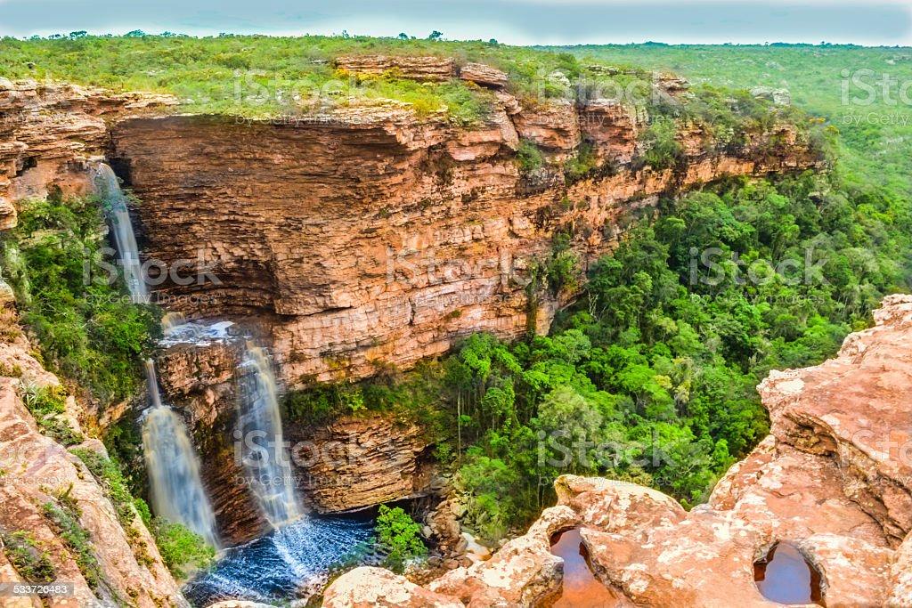 Cachoeira stock photo