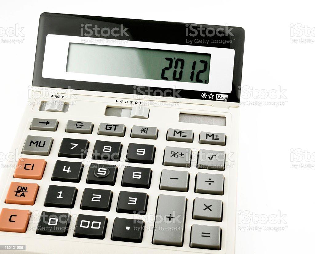 caculator stock photo