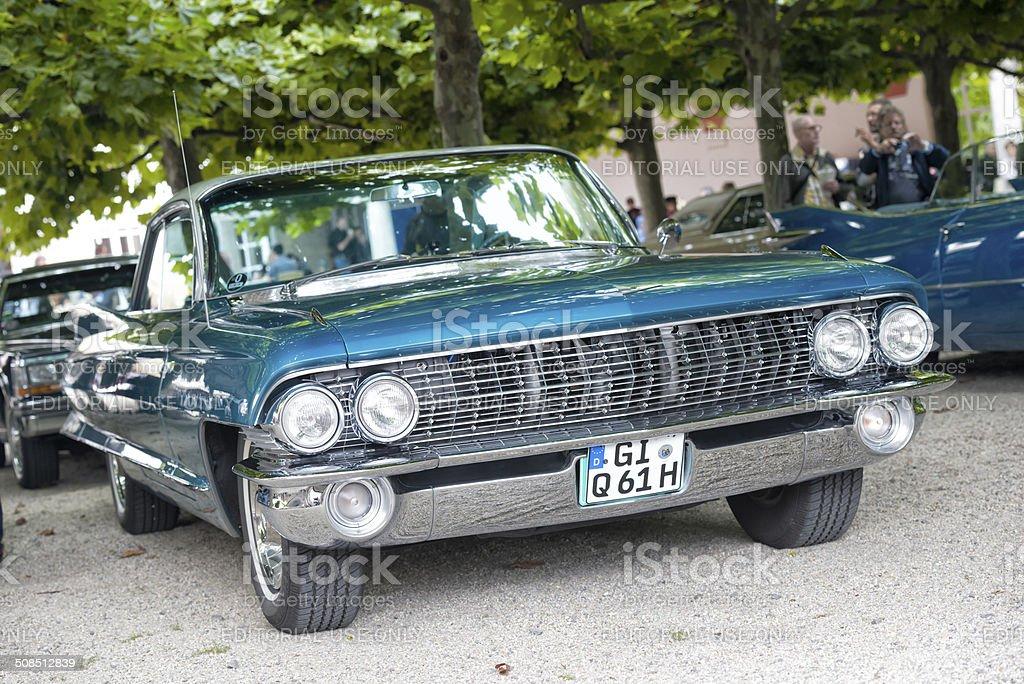 Cadillac Eldorado Biarritz 1961 stock photo