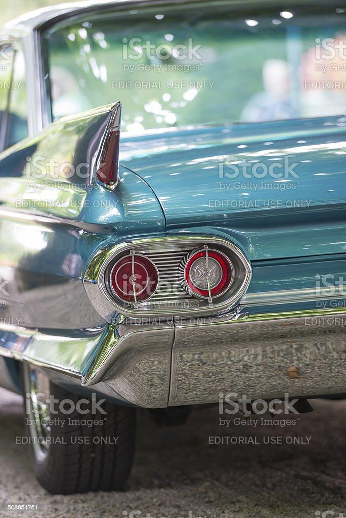 Cadillac Eldorado Biarritz 1961 Tail Light stock photo