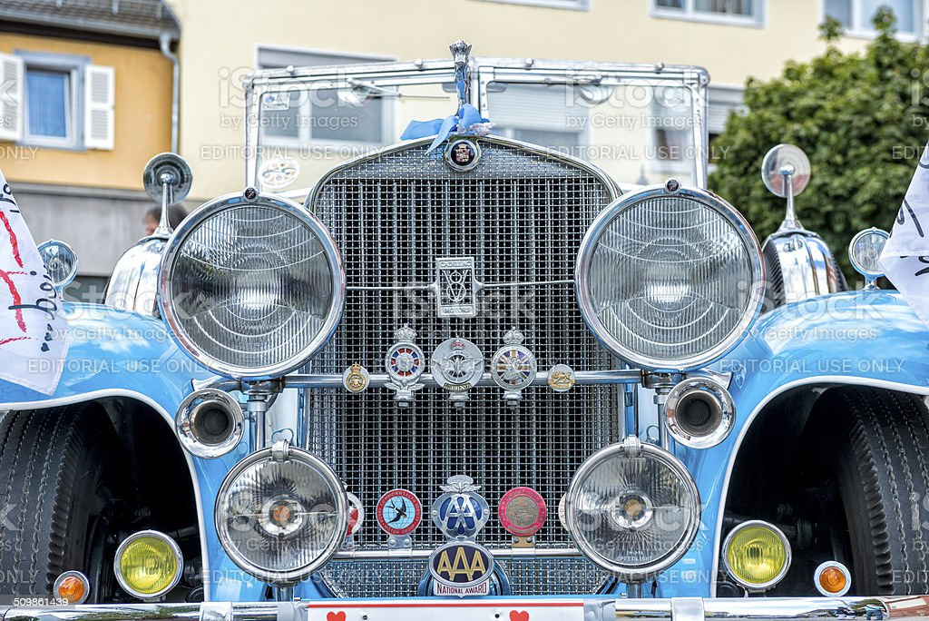 Cadillac Imperial Phaeton stock photo