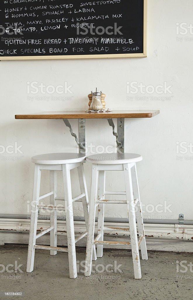 """Café """",Café"""" Lizenzfreies stock-foto"""