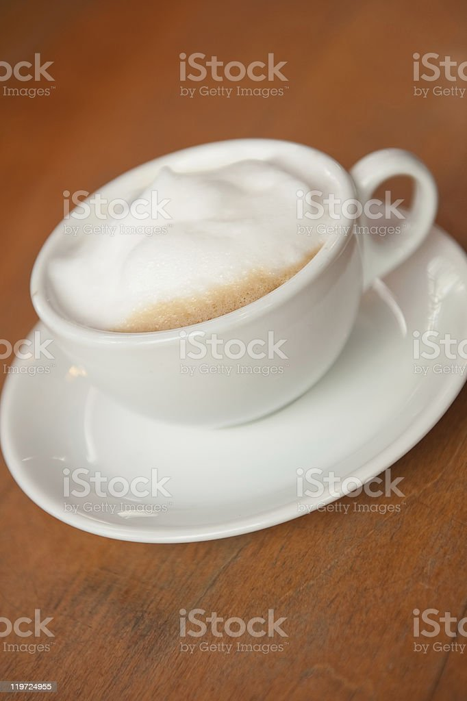 Cafe Coffee royalty-free stock photo