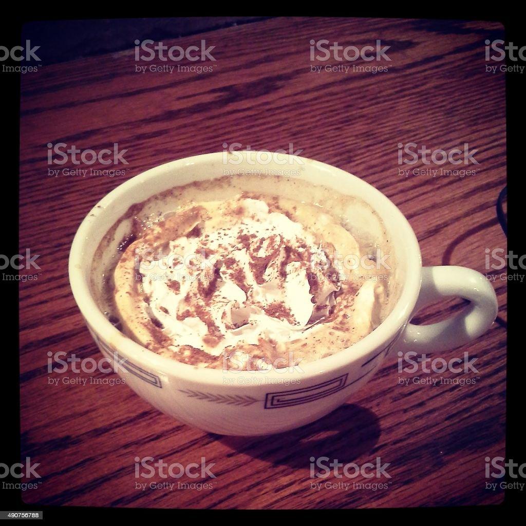 Café Con Panna Lizenzfreies stock-foto