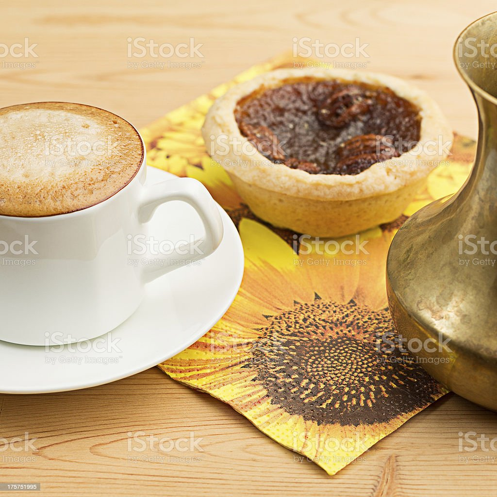 Cafe Crema royalty-free stock photo