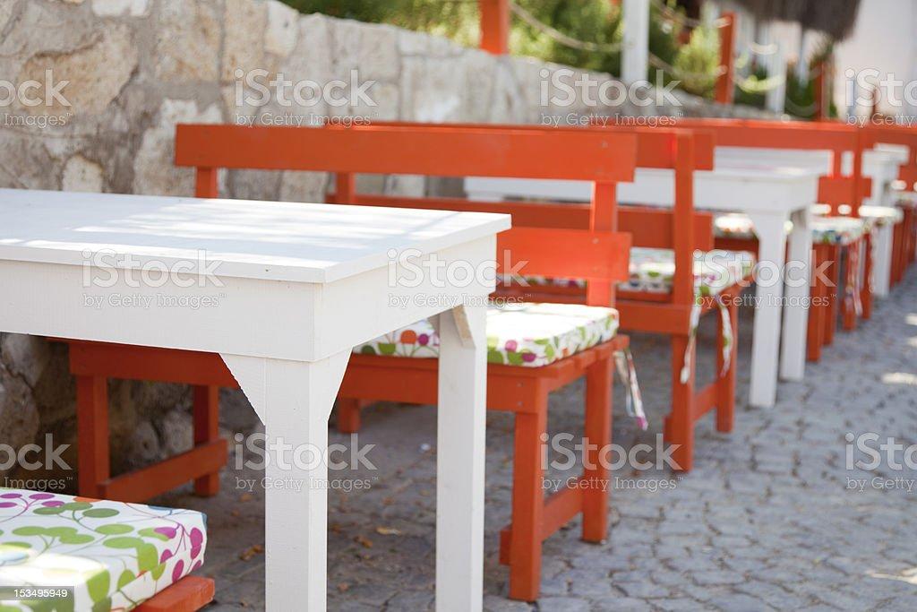 Cafe royalty-free stock photo