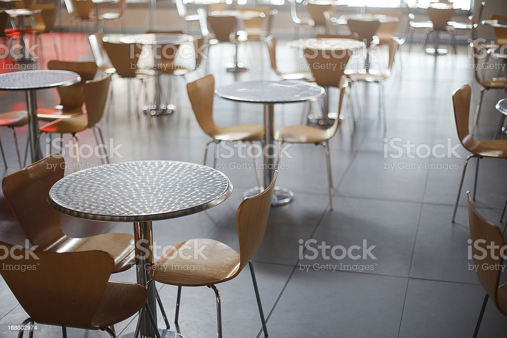 cafe place royalty-free stock photo