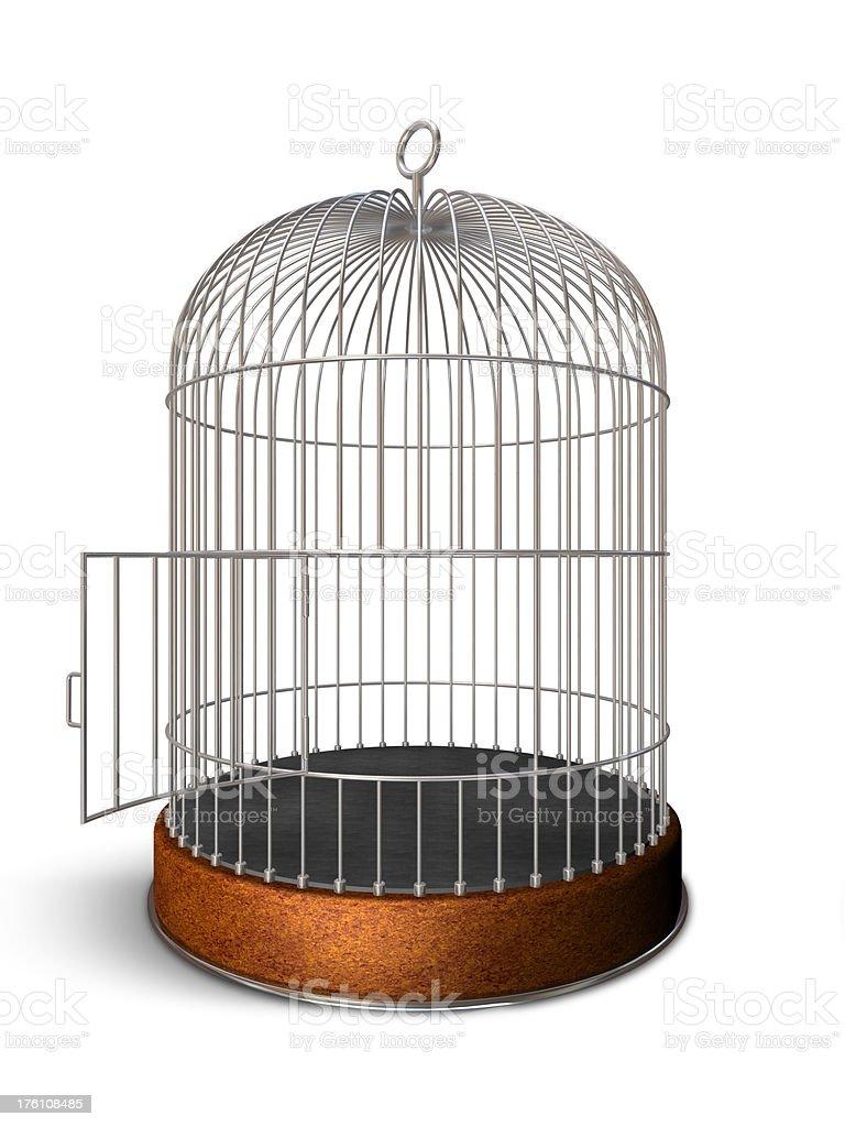 cage stock photo