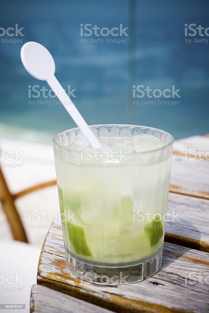 caipirinha royalty-free stock photo