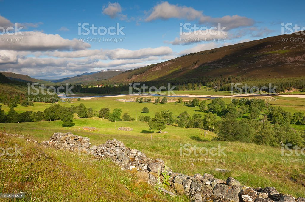 Cairngorms National Park stock photo