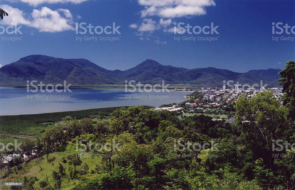 Cairns Australia royalty-free stock photo