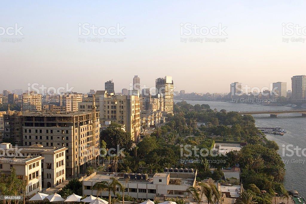 Cairo City royalty-free stock photo