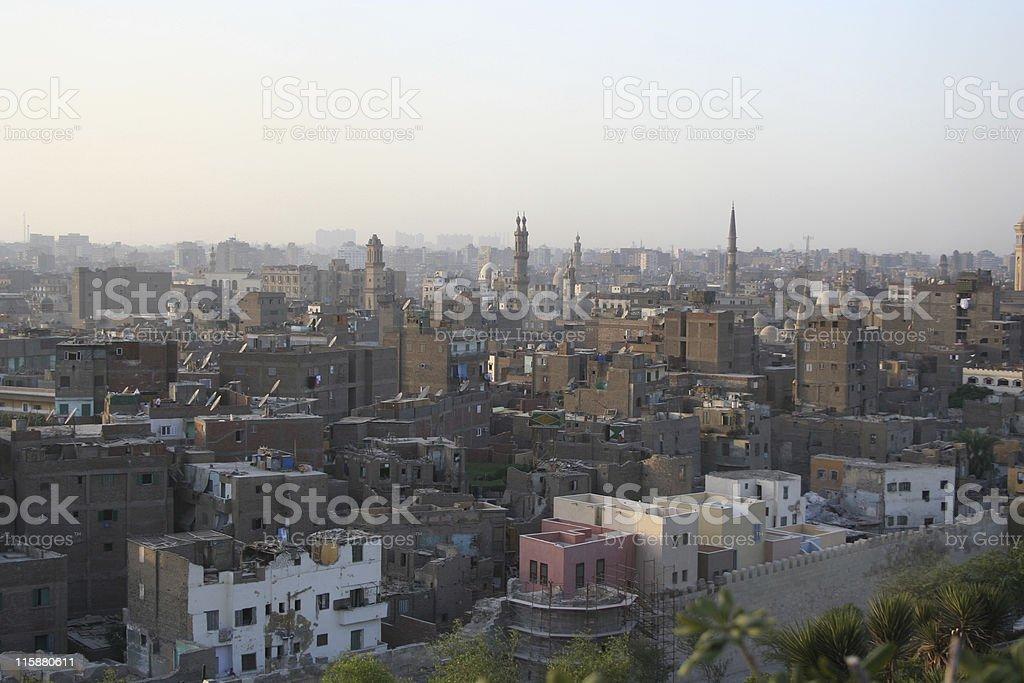 Cairo Cityscape stock photo