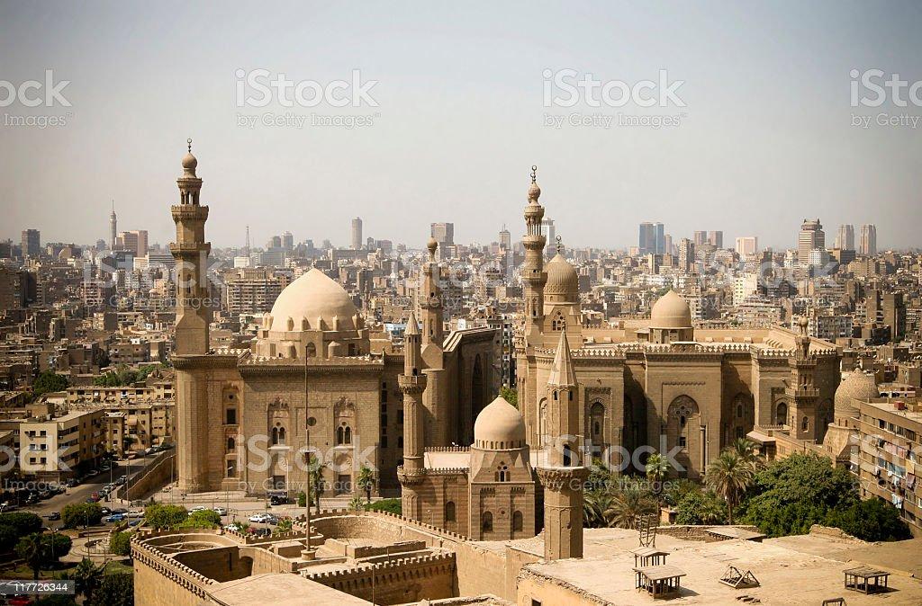 Cairo Egypt royalty-free stock photo