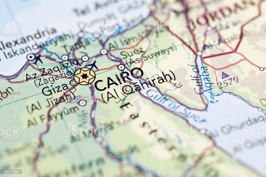 Cairo, Egypt royalty-free stock photo