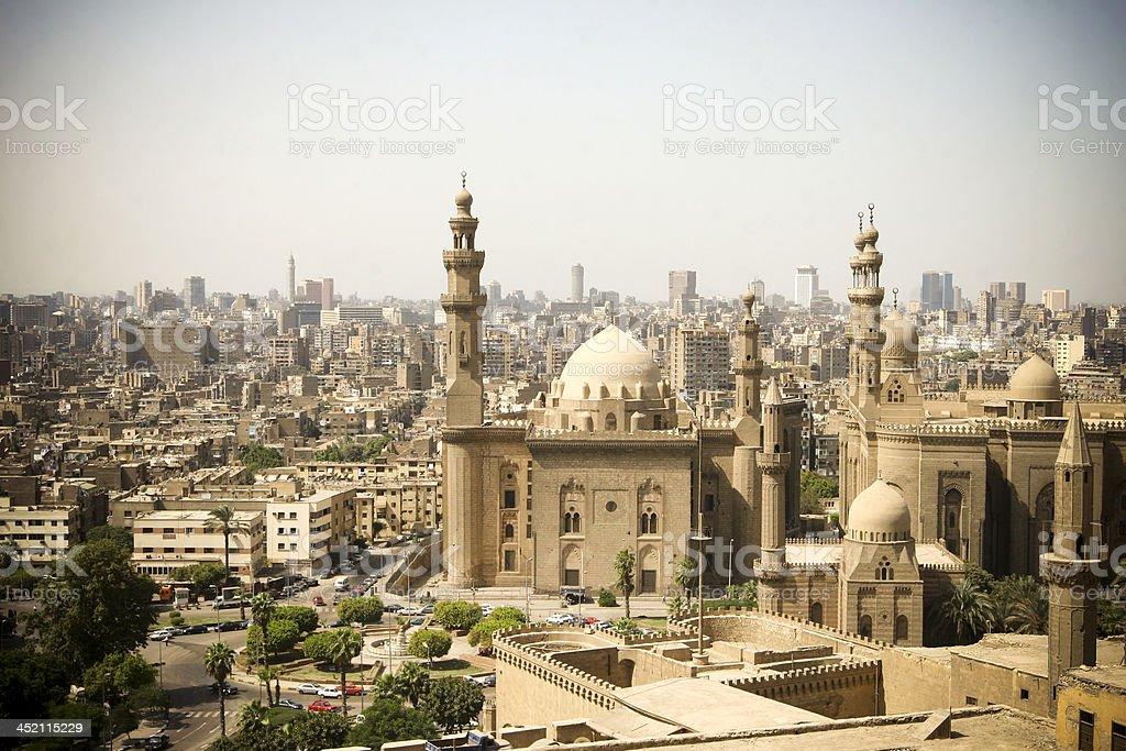Cairo Egypt stock photo