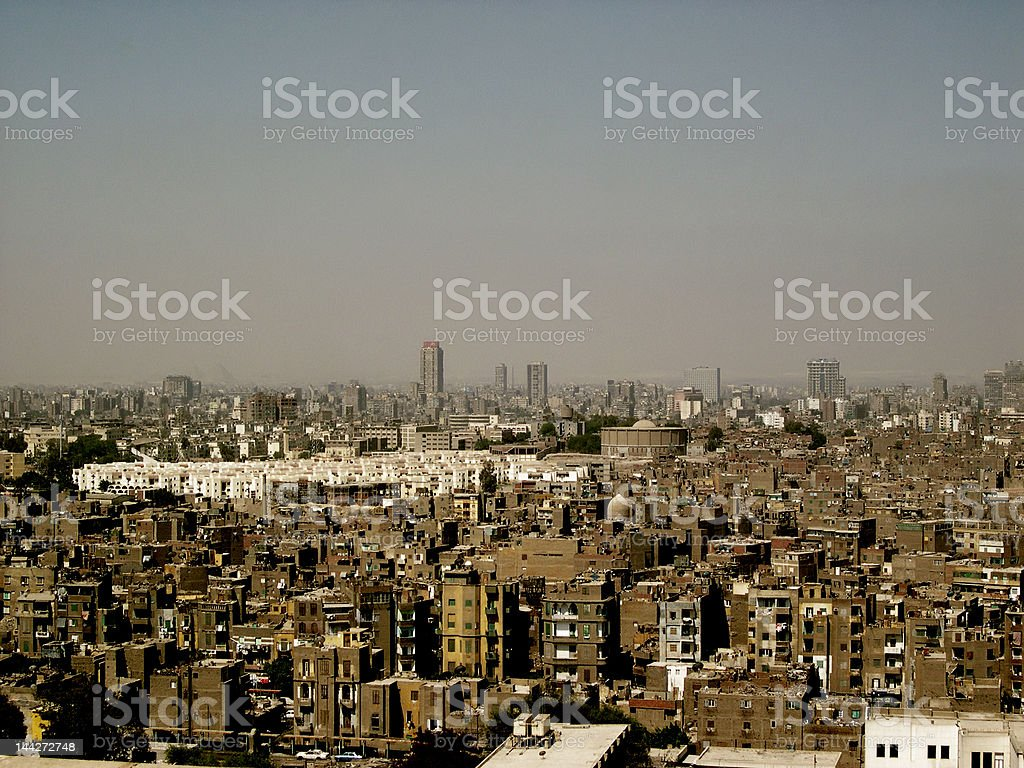 cairo royalty-free stock photo