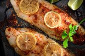 Cajun Baked Fish