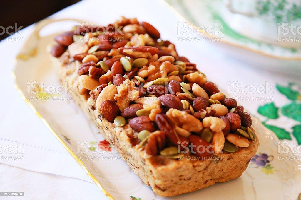 Cake of the dessert foto de stock libre de derechos