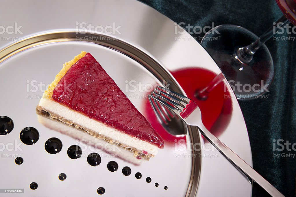 cake portion royalty-free stock photo