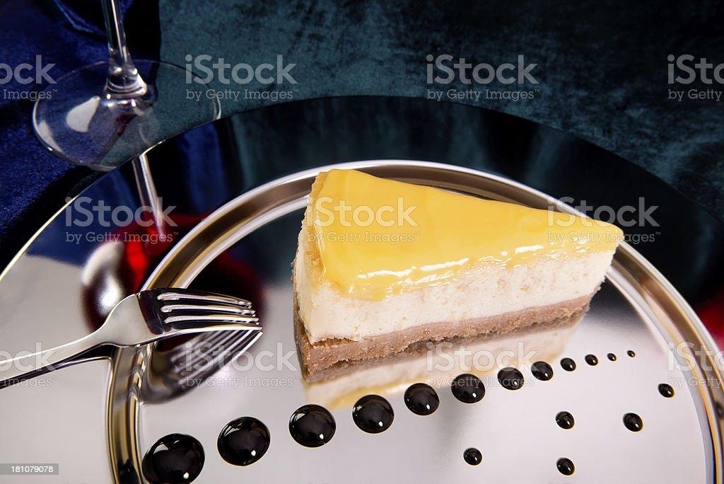 cake portion royalty-free stock photo