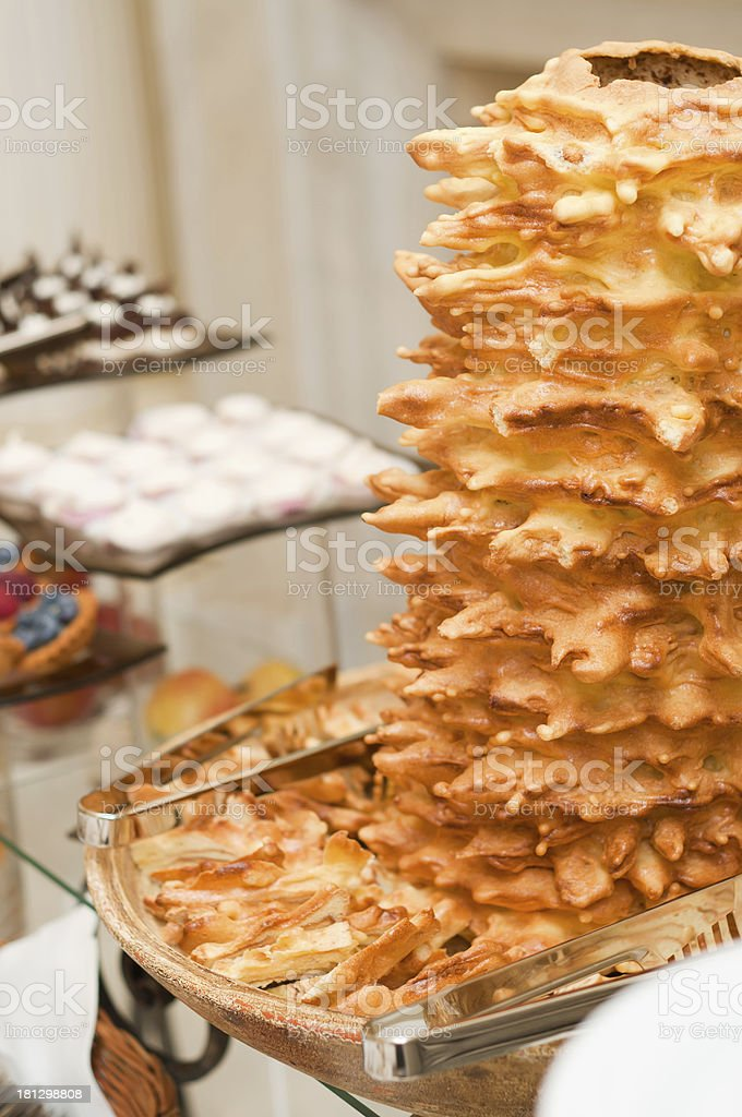 Cake - Sekacz stock photo