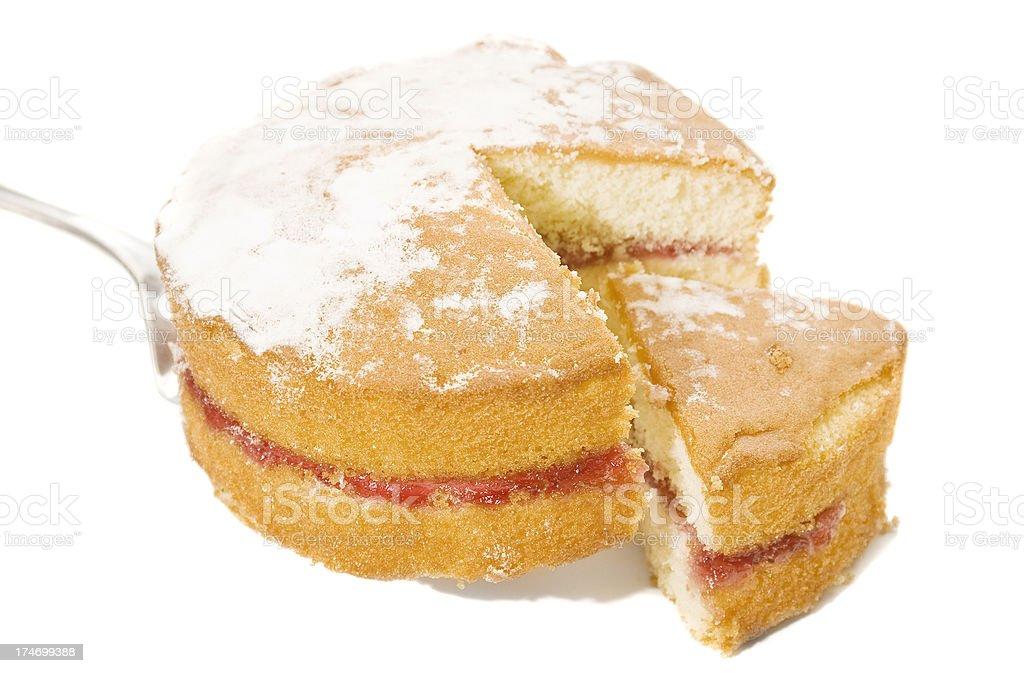 Cake Slice stock photo