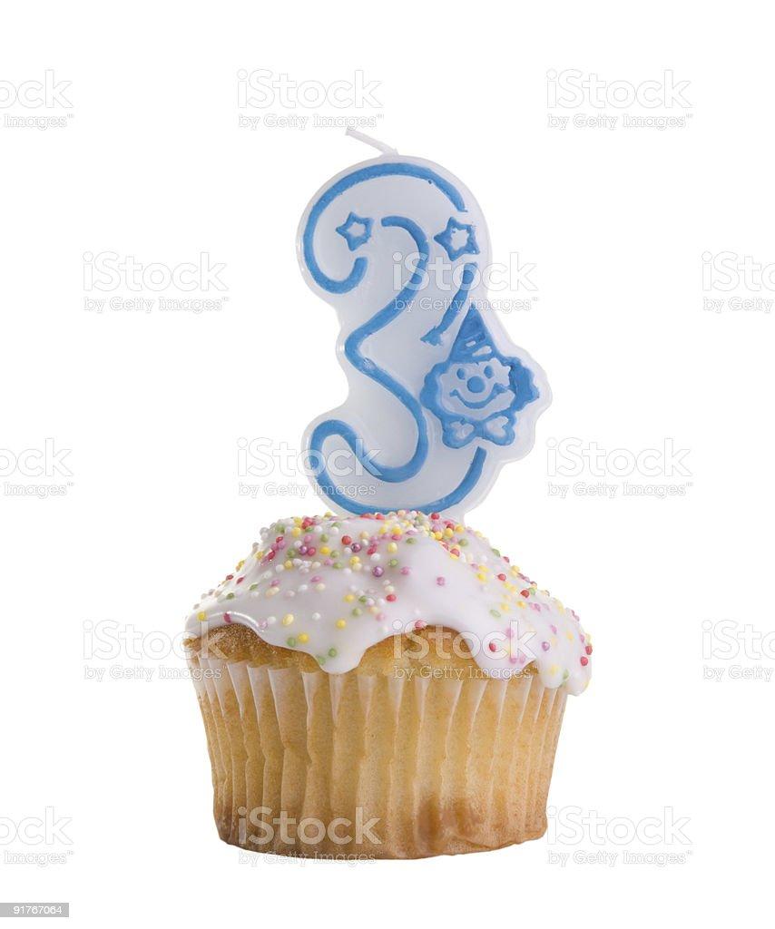 Cake Three royalty-free stock photo