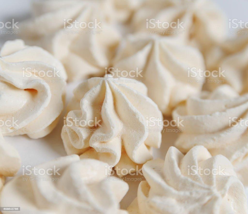 Cakes bizet stock photo