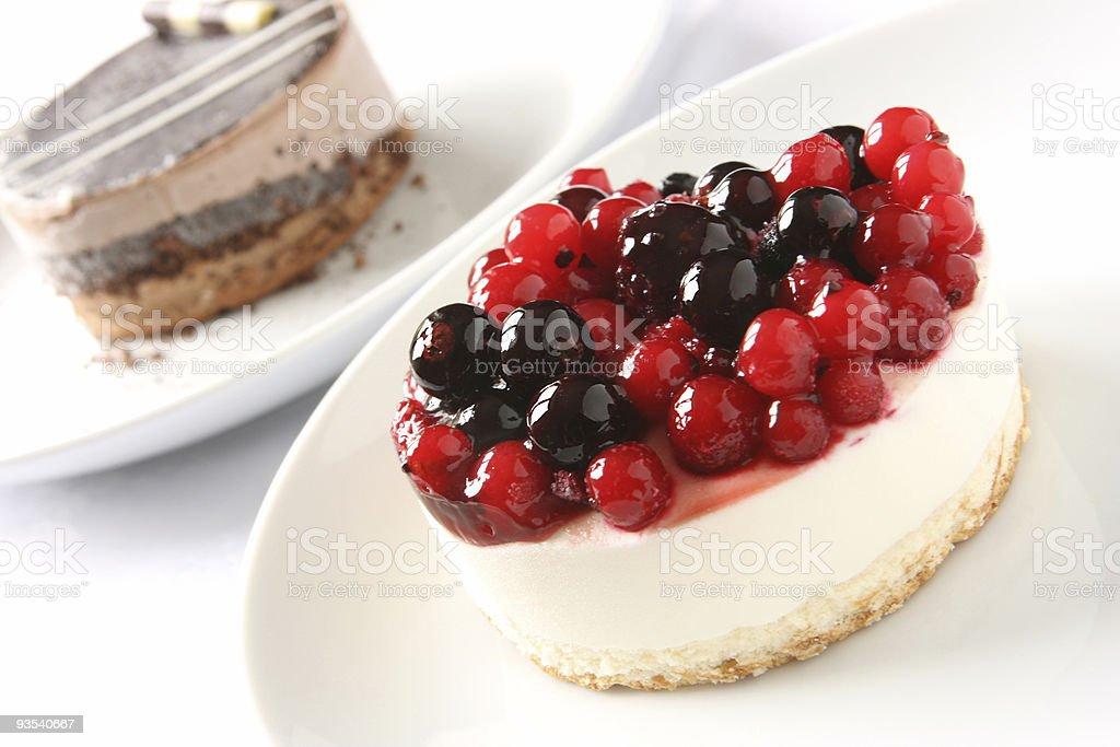Cakes royalty-free stock photo