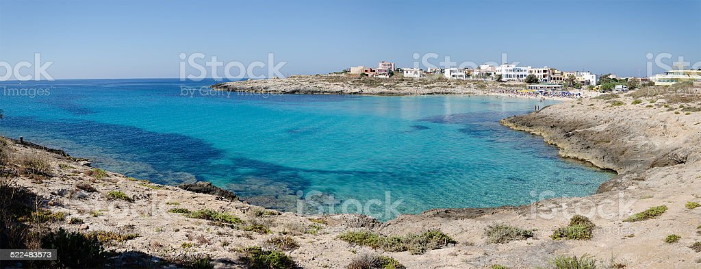 cala guitgia stock photo