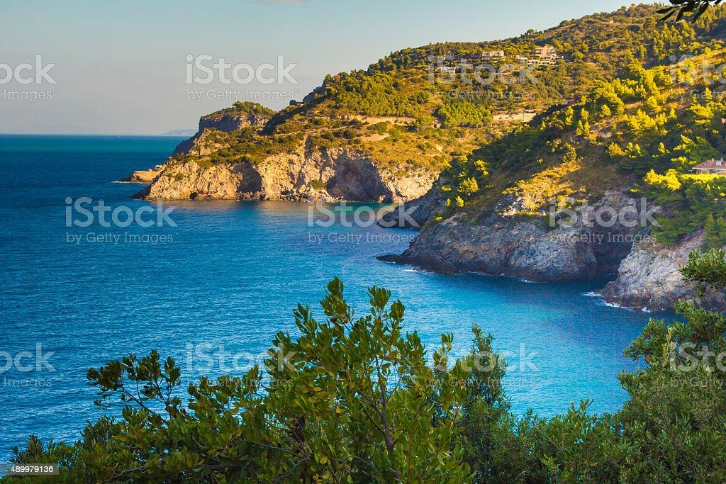 Cala Piccola, Monte Argentario, Tuscany - Italy stock photo