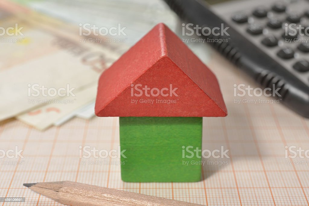 calculate a building stock photo