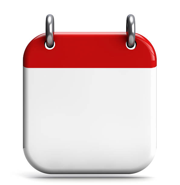 Blank Calendar App Icon : Calendar icon pictures images and stock photos istock