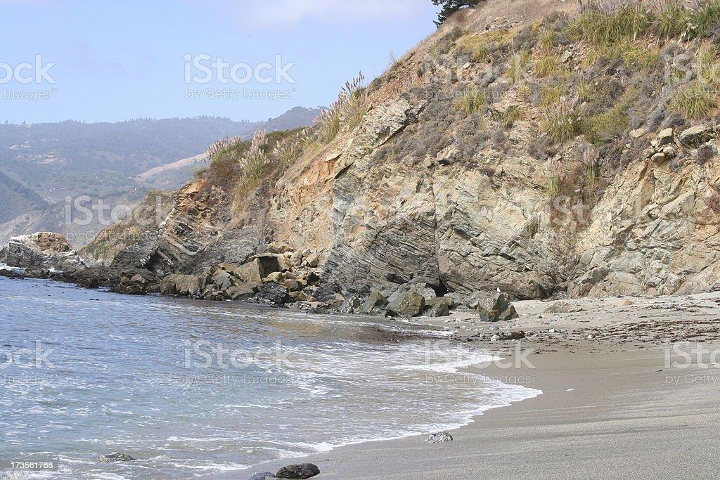 California Coast 1 royalty-free stock photo
