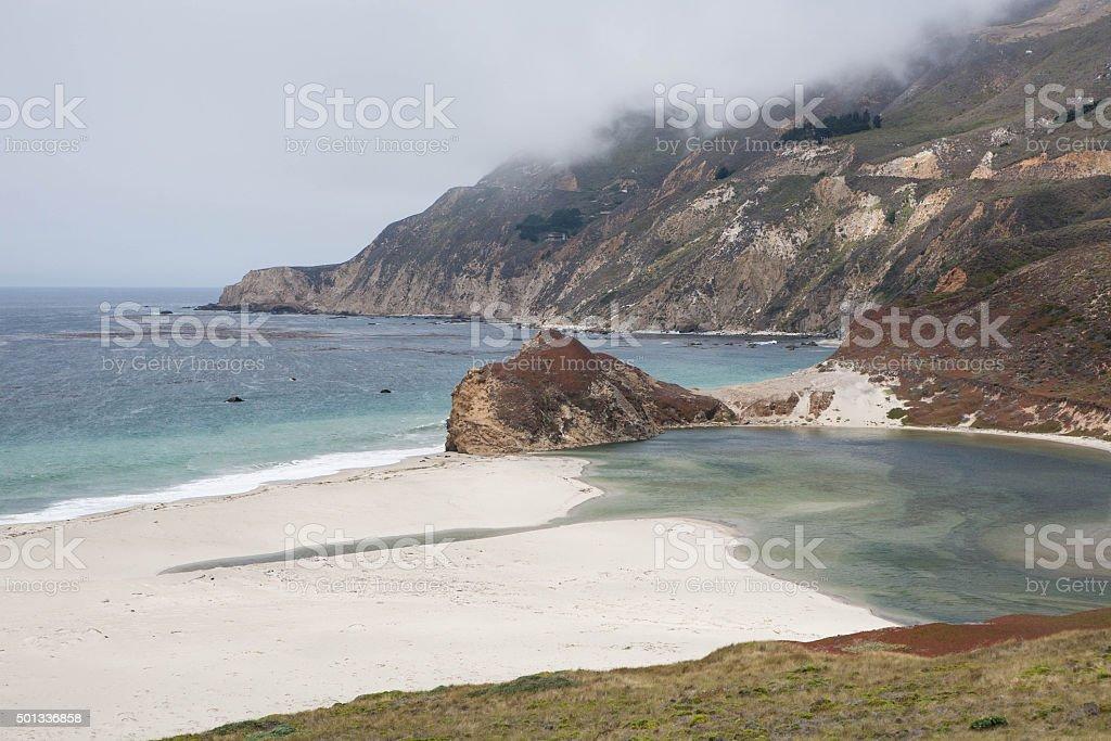 California Coast stock photo